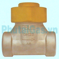 cryogenic check valve dh 10 50