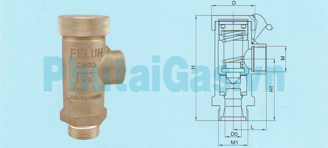 da 10 25 cryogenic safety valve for liquid gas tank 1