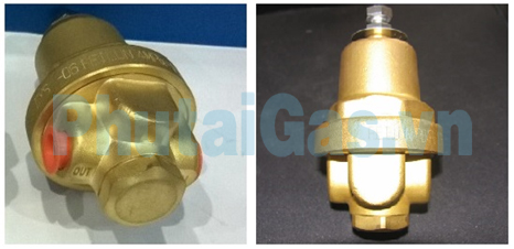 dys 06 brass cryogenic pressure building regulator for dewar tank dewar tank kit 2